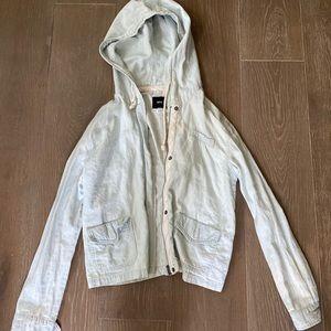 BDG light denim jacket
